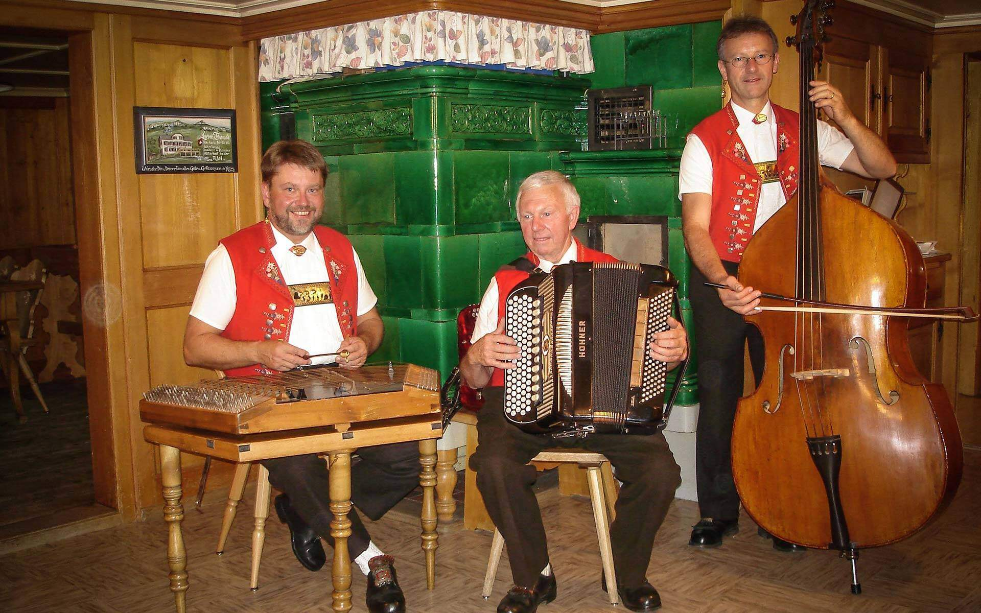 Appenzeller music at the Bären